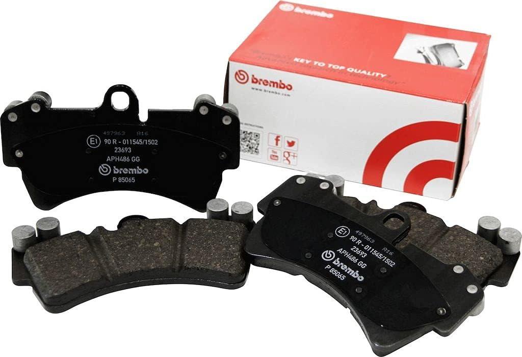 Brembo P09015N Disc Brake Set Super Fees free!! special price Pad