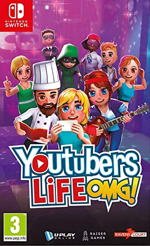 Youtubers Life, Switch