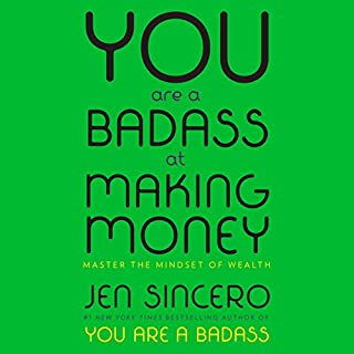You Are a Badass at Making Money     Master the Mindset of Wealth              Auteur(s):                                                                                                                                 Jen Sincero                               Narrateur(s):                                                                                                                                 Jen Sincero                      Durée: 6 h et 59 min     579 évaluations     Au global 4,7