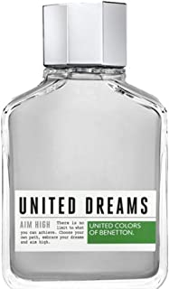Perfume United Dreams Aim High Masculino Eau de Toilette 200ml
