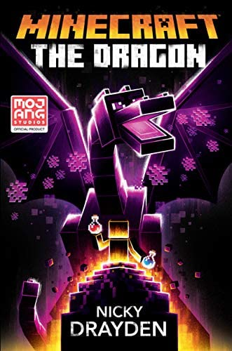 Minecraft The Dragon An Official Minecraft Novel product image