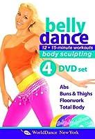 Bellydance for Body Sculpting 4 Pack [DVD] [Import]