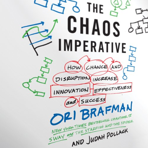 The Chaos Imperative audiobook cover art