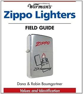 Warman's Zippo Lighters Field Guide: Values And Identification (Warman's Field Guide)