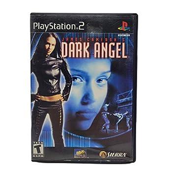 CD-ROM Dark Angel - PlayStation 2 Book
