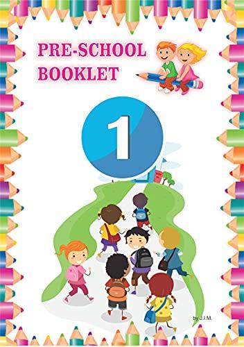 Pre School Booklet (English Edition)