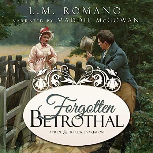 『Forgotten Betrothal』のカバーアート