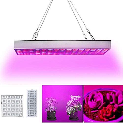 TENDERNESS Plant-Light Full Spectrum Plant Growth Lampe wachsen LED Light Panel Rot Blau Weiß IR UV LED wachsen volles Spektrum für Zimmerpflanzen Gewächshäuser hydroponischen 25W 45W,45w