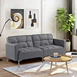 """78.35"""" Sleeper Sofa Couches and Sofas - Couch Recliner Convertible Sofa Modern Adjustable Futon Couches Sofas Bed for Living Room Fold Up and Down Recliner Couch"""