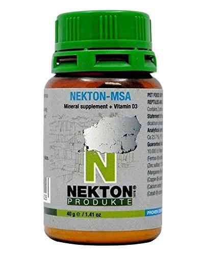 Nekton Msa 40g, Vitamine, Vit D3–Schildkröte Vitamine