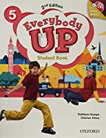 Everybody Up: Level 5: Student Book with Audio CD Pack: Linking your classroom to the wider world