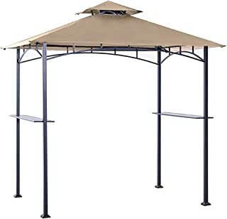gazebo canopy only