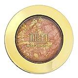 Milani Baked Bronzer, Glow [04] 0.25 oz (Pack of 4)