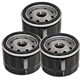 Carkio 951-12690 Oil Filter Compatible with Cub Cadet CC30 CC30H Craftsman LT1500 LT3800