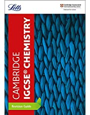 Cambridge IGCSE. Chemistry Revision Guide (Letts Cambridge IGCSE™ Revision)