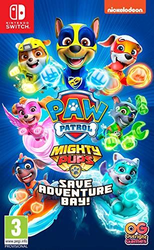 Paw Patrol. Mighty Pups Save Adventure Bay Nsw