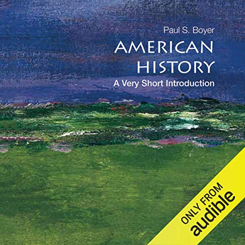 American History: A Very Short Introduction  cover art