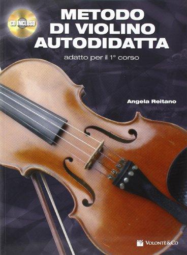 Metodo di violino autodidatta. Con CD Audio. Con File audio per il download