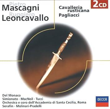 Mascagni: Cavalleria Rusticana/Leoncavallo Pagliacci