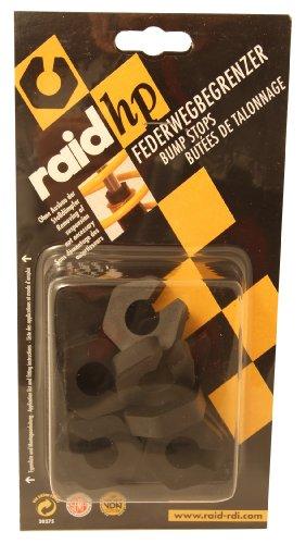 Raid HP 300024 Federwegbegrenzer Clip-On 16mm Durchmesser (Verhindern das Aufschlagen der Karrosserie auf die Räder)