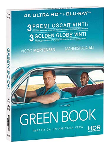 Green Book (4K+Br)