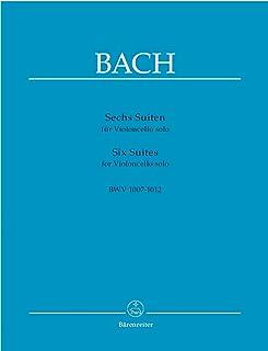 باخ: 6 Cello Suites ، BWV 1007-1012