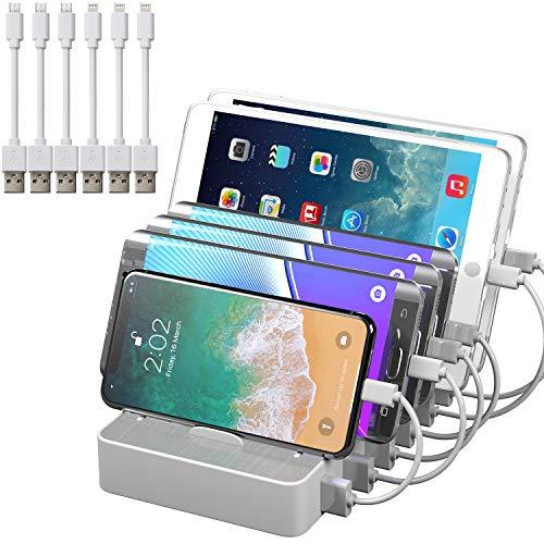DGStore Station de Charge, 6 USB...
