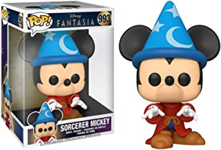 Funko Pop Disney Fantasia Hechicero Mickey 10.0 in Figura exclusiva