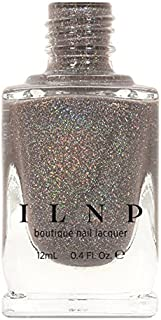 ILNP Central Station - Neutral Brown Holographic Sheer Jelly Nail Polish