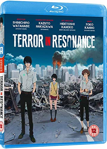 Terror in Resonance [Blu-ray] [UK Import]