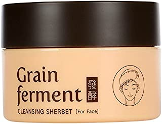 BOTANIC FARM Grain Ferment Cleansing Sherbet, 3.38 Fluid Ounce