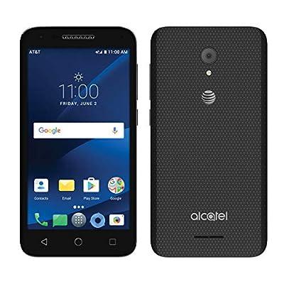 "Alcatel IdealEXCITE 5044R | (8GB, 1GB RAM) | 5.0"" Full HD Display | 5MP Camera | 2050 mAh Battery | Android 7.0 Nougat | 4G LTE Smartphone | (GSM Unlocked)"