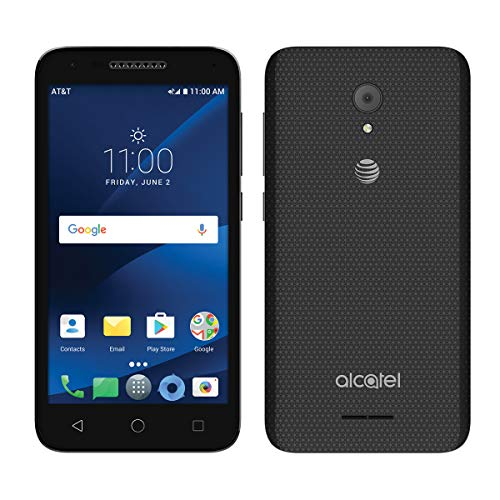 Alcatel IdealEXCITE 5044R | (8GB, 1GB RAM) | 5.0' Full HD Display | 5MP Camera | 2050 mAh Battery |...