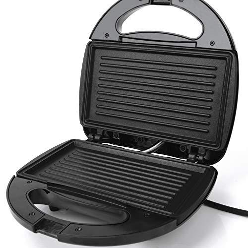Piastra per panini in acciaio inossidabile 750W Black & Decker