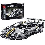 SESAY Cochecito de técnica para Lamborghini Murcielago de 1337 piezas, tecnología de coches de carreras, juego de construcción, compatible con la técnica Lego