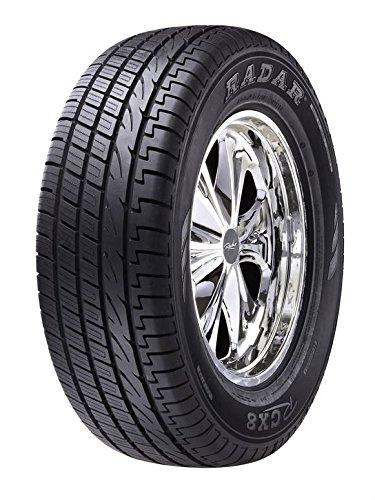 Radar RCX8 All-Season Radial Tire - 255/65R18 109H