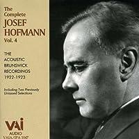 Complete Josef Hofmann 4 by Josef Hofmann (1995-06-02)
