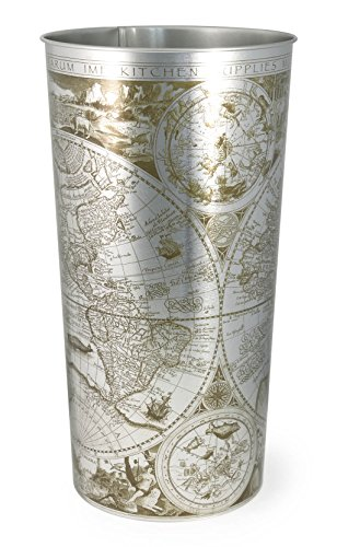 IMF Schirmständer aus Metall, dekoriert (Mundo)