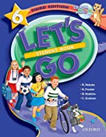 Let's Go 3/E, Level 6, Student Book with CD-Rom