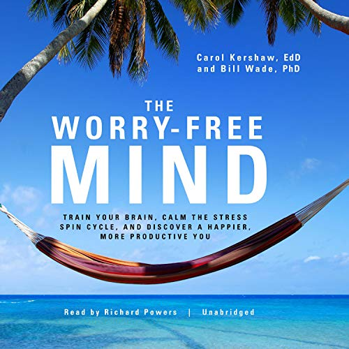 The Worry-Free Mind cover art