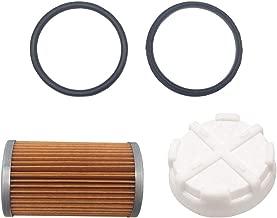 Fuel Filter & Filter Disk Kit Set 35-8M0093688 35-892665 866171A1 for Mercury Gen 3 Fuel Cooler