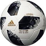 adidas(アディダス) サッカーボール 3号球(幼児・小学生用) 2018年 FIFAワールドカップ 試合球 テルスター18 ルシアーダ AF3302LU