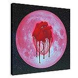 Rhythm And Blues R&B RnB Singer Chris Brown Heartbreak on A Full Moon Album...