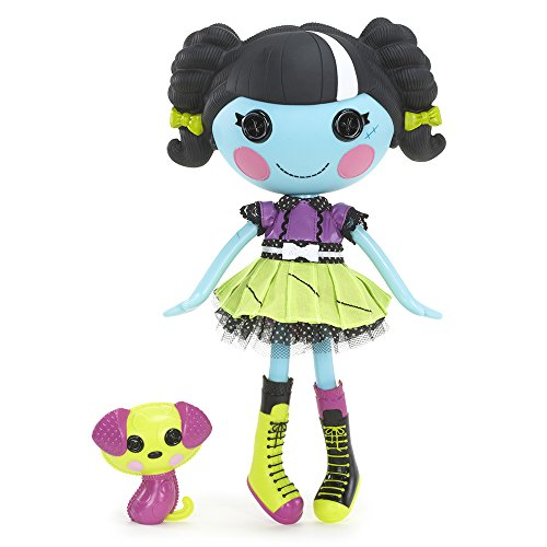 Lalaloopsy Scraps Stitched 'N' Sewn Puppe [UK Import]