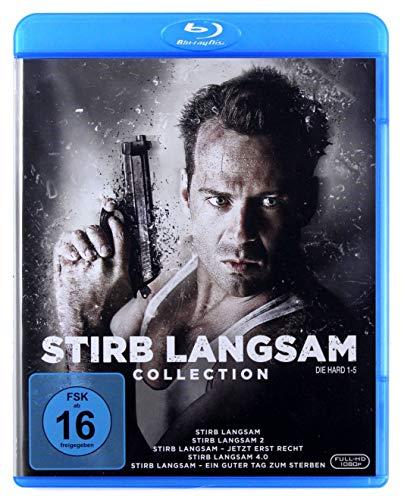 Stirb langsam 1-5 [Blu-ray]