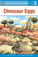 Dinosaur Eggs (Penguin Young Readers, Level 3) Kindle Edition