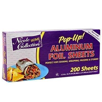 Aluminum Foil 12 10-3/4
