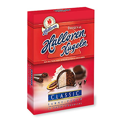 Halloren Kugeln Classic Sahne-Cacao