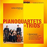 ベートーヴェン:ピアノ四重奏曲集&ピアノ三重奏曲集(Beethoven: Piano Quartets and Trios)