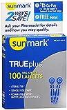 Sunmark Super Thin Lancets 30 Gauge - 100 ct